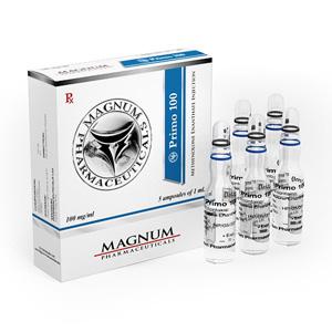 Magnum Primo 100 en vente à anabol-fr.com En France | Methenolone enanthate (Primobolan depot) Online