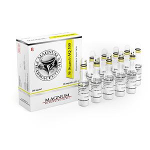 Magnum Stanol-AQ 100 en vente à anabol-fr.com En France | Stanozolol injection (Winstrol depot) Online