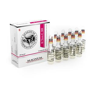 Magnum Test-C 300 en vente à anabol-fr.com En France   Testosterone cypionate Online