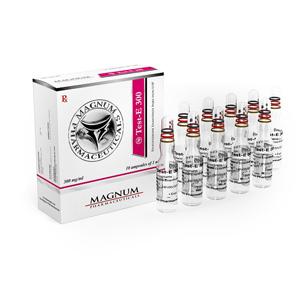 Magnum Test-E 300 en vente à anabol-fr.com En France | Testosterone enanthate Online