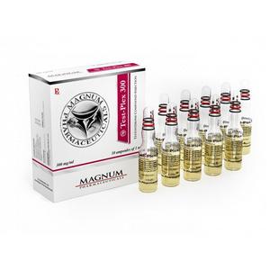 Magnum Test-Plex 300 en vente à anabol-fr.com En France | Sustanon 250 (Testosterone mix) Online