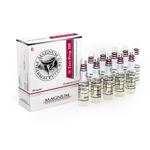 Magnum Test-Prop 100 en vente à anabol-fr.com En France | Testosterone propionate Online