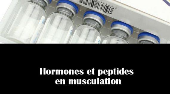 Hormones et peptides en musculation