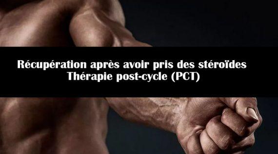 Récupération après avoir pris des stéroïdes | Thérapie post-cycle (PCT)