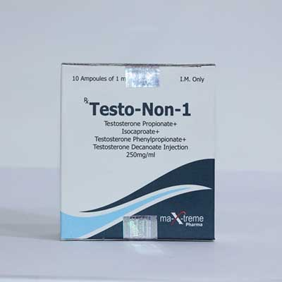 Testo-Non-1 en vente à anabol-fr.com En France | Sustanon 250 (Testosterone mix) Online