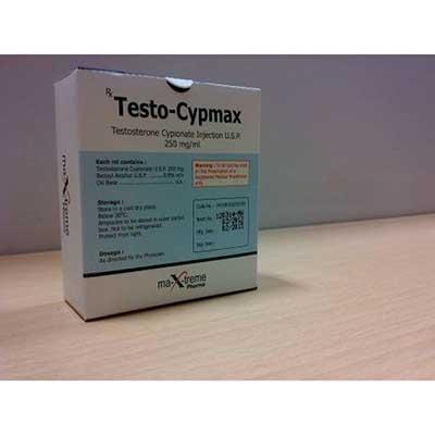 Testo-Cypmax en vente à anabol-fr.com En France | Testosterone cypionate Online