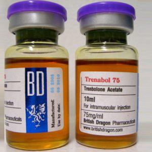 Trenbolone-75 en vente à anabol-fr.com En France | Trenbolone acetate Online