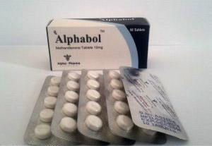 Alphabol en vente à anabol-fr.com En France | Methandienone oral (Dianabol) Online