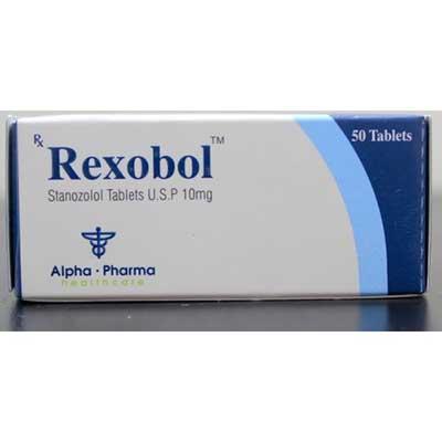 Rexobol-10 en vente à anabol-fr.com En France | Stanozolol oral (Winstrol) Online