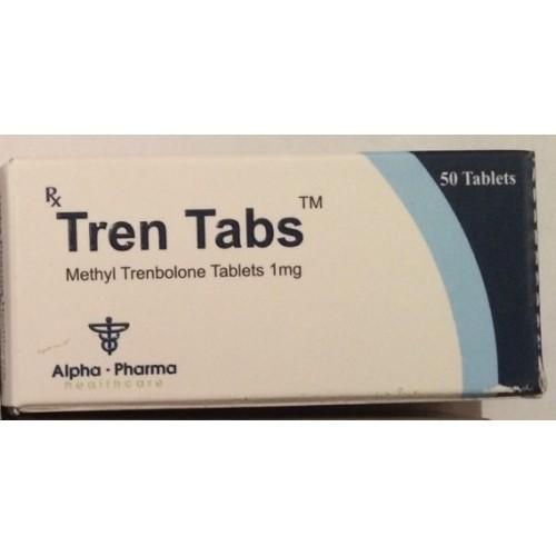 Tren Tabs en vente à anabol-fr.com En France | Methyltrienolone (Methyl trenbolone) Online