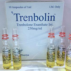 Trenbolin (ampoules) en vente à anabol-fr.com En France | Trenbolone enanthate Online