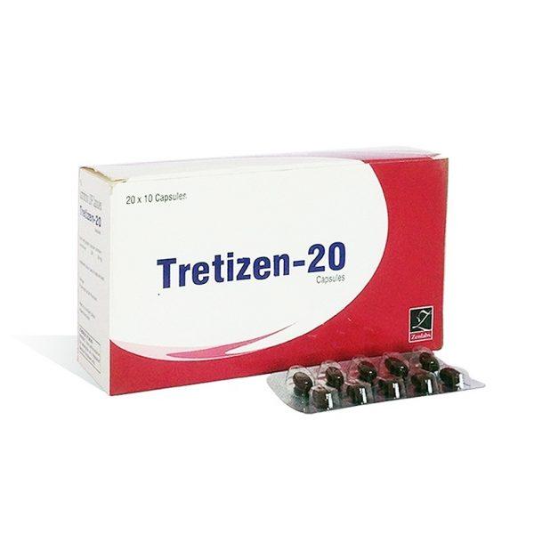 Tretizen 20 en vente à anabol-fr.com En France | Isotretinoin  (Accutane) Online