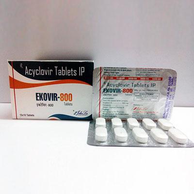 Ekovir en vente à anabol-fr.com En France | Acyclovir (Zovirax) Online