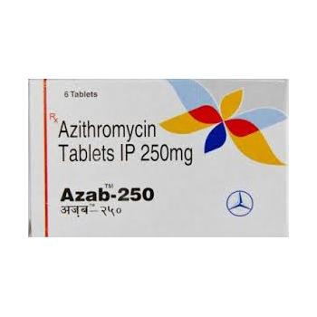 Azab 250 en vente à anabol-fr.com En France | Azithromycin Online