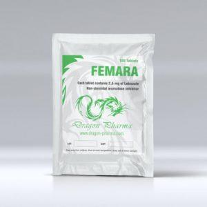 FEMARA 2.5 en vente à anabol-fr.com En France | Letrozole Online